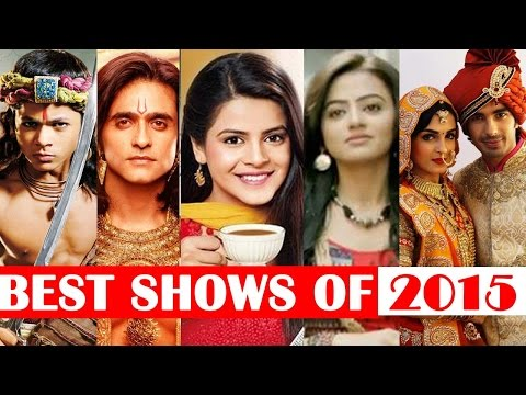 Top 10 shows of 2015