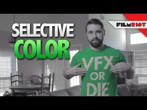 color - Today Ryan shows how he did the desaturation effect from last week, and how to use selecting color inside Adobe Premiere! Triune Store: http://www.triunestor...