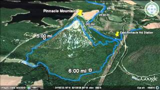 Course Flyover of the Ouachita 50 km trail run in Arkansas. This flyover is from 2011 Garmin data.Nice little climb in the early miles and then a continuous variety of muscle guessing grade changes.Course website: www.runarkansas.com/OT50.htmFor more trail and ultra running fun, check out EnduranceBuzz.com .