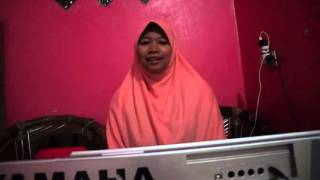 Halaqoh Cinta cover by Rahmina
