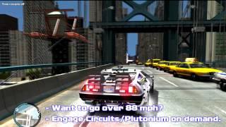 GTA IV: Back to the Future Mod