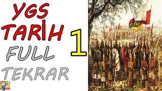 5 Dk'da TYT Tarih (30 NET GARANTİLİ) 1.Bölüm