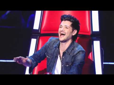 The Voice: Jessie J on new talent and dressing like Tom Jones! Video