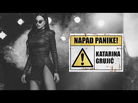 Napad panike – Katarina Grujić – nova pesma i tv spot