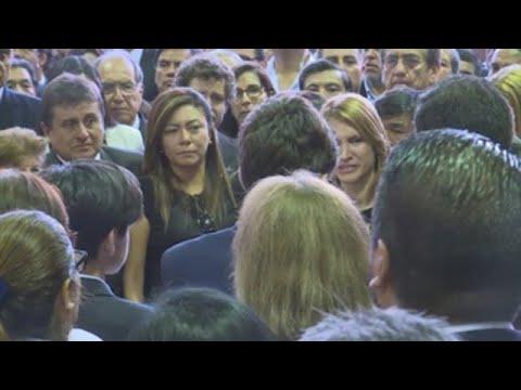 La carta que dejó Alan García antes de suicidarse  (VIDEO)