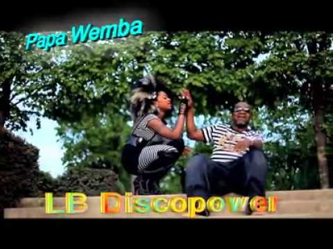 PAPA WEMBA & Nathalie Makoma