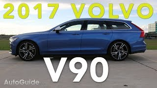 So many companies seem to be dropping wagons from their lineups in favor of more crossovers, so it's refreshing to get into a proper wagon that lives up to all the clichés we longroof aficionados use todefendthem:The 2017 Volvo V90 looks better, drives better, carries just as much stuff.Granted, I did happen to benefit from getting into the hottest V90 trim you can get, and it's made even hotter by the Polestar performance upgrade we sampled.Subscribehttp://www.youtube.com/subscription_center?add_user=AutoGuideVideoYouTube - http://www.youtube.com/user/AutoguideVideoFacebook - http://facebook.com/AutoGuideTwitter - http://twitter.com/AutoGuideGoogle+ - http://goo.gl/LBxsPWeb - http://www.AutoGuide.comAutoGuide reviews the latest new cars with test drives, car comparisons and shootouts plus coverage of breaking auto industry news, auto shows, rumors and spy photos. Help shop for your new car with informative car buying tips and car recall news, and be entertained with feature stories, Top 10s and car review videos.