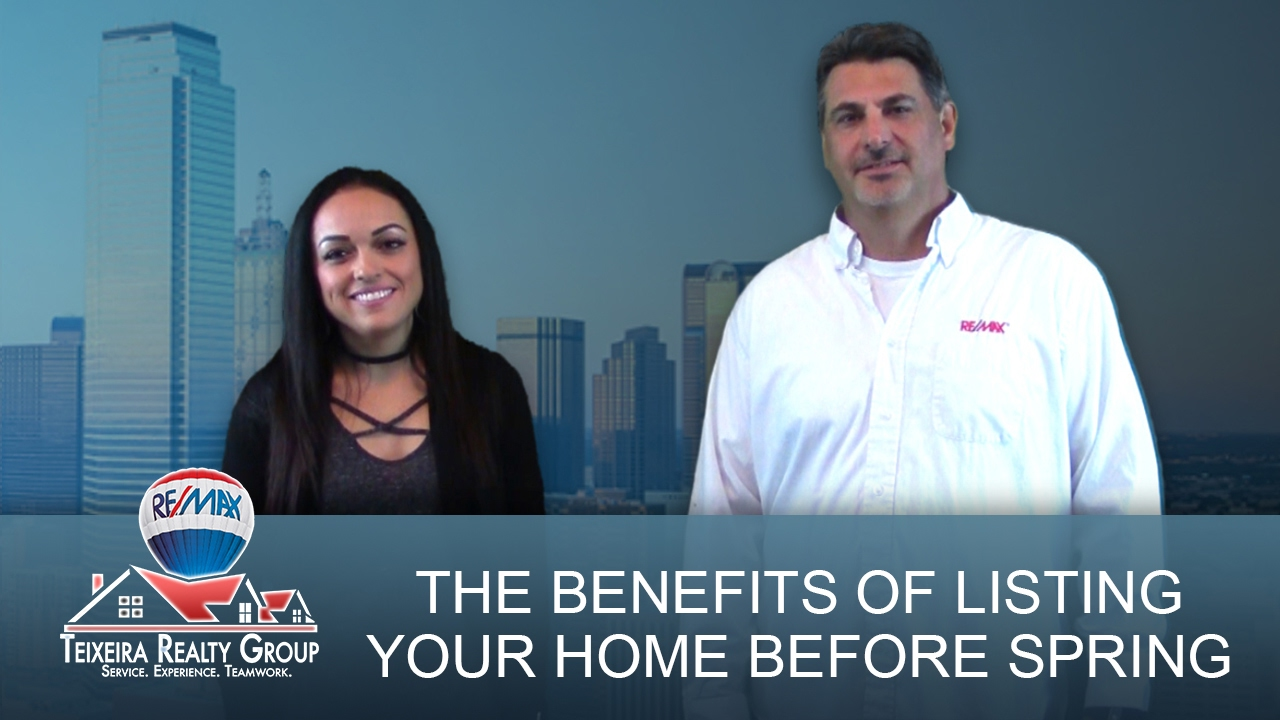 Don't Wait for Spring to Sell Your Home