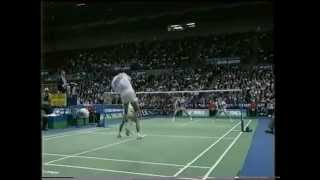 Video Rexy Mainaky winning the men's doubles at the 1996 All England MP3, 3GP, MP4, WEBM, AVI, FLV Agustus 2018