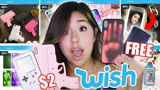 Video Unboxing CHEAP iPhone Cases From Wish!!! MP3, 3GP, MP4, WEBM, AVI, FLV Juli 2019