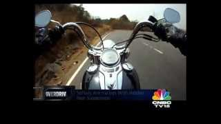 10. 2013 Harley-Davidson Fat Boy & Heritage Softail Classic in India first ride