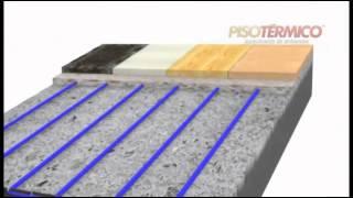 Piso Aquecido - Piso Térmico - Funcionamento e Benefícios