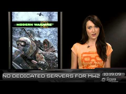 preview-IGN Daily Fix, 10-19: Microsoft vs. Pirates & MW2 Servers (IGN)