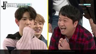Video [170315] Weekly Idol GOT7 random dances [русс.саб.] MP3, 3GP, MP4, WEBM, AVI, FLV Maret 2018