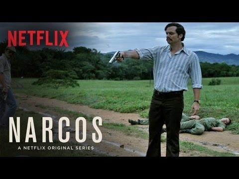 Narcos Season 1 Promo 'Just Say No'