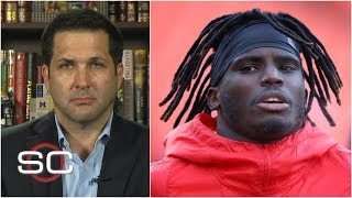 NFL's investigation didn't find evidence against Tyreek Hill – Adam Schefter | SportsCenter