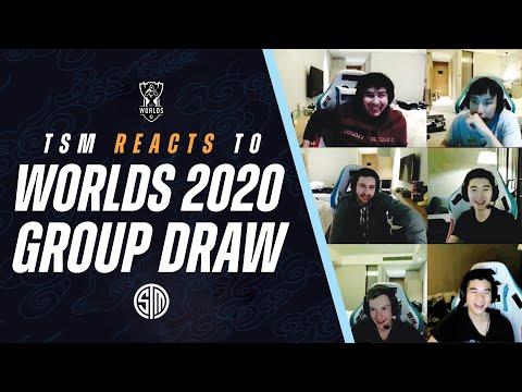 北美邪教 重返榮耀 TSM 2020 世界賽抽籤