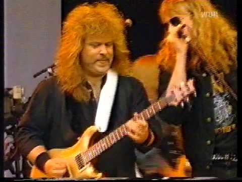 Molly Hatchet - Bounty Hunter Live 1996 Loreley
