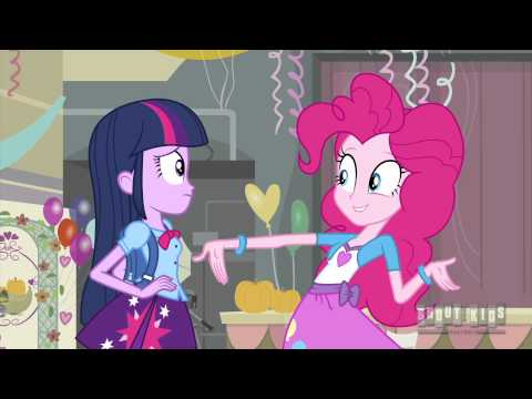 Pony Human - Twilight Sparkle meets a girl with an uncanny resemblance to Pinkie Pie. Join Twilight Sparkle And Her New Canterlot High Friends In This Brand-New Animated ...