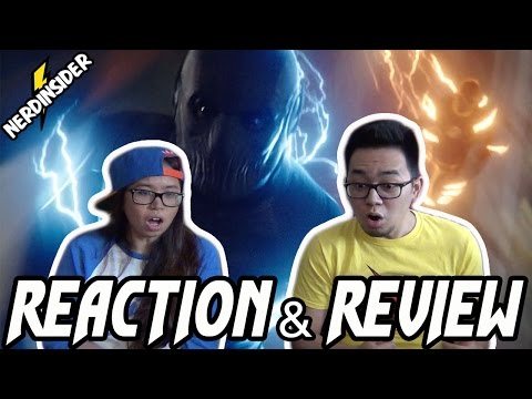 "The Flash Season 2 FINALE Episode 23 ""The Race Of His Life"" REACTION And REVIEW"