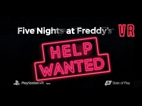 FIVE NIGHTS AT FREDDY'S 7 ( VR ) TRAILER + GAMEPLAY ! OFICIAL * NO CLICKBAIT *