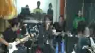 t-hijau band acoustik musik klinik