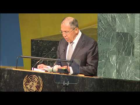 Выступление на 72-й сессии ГА ООН | Speech at the 72nd session of UNGA (видео)