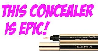 YSL HIGH HIGH COVER CONCEALER IS EPIC! by Wayne Goss