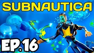 Subnautica Ep.16 - CUDDLEFISH EGG & ALIEN CONTAINMENT UNIT!!! (Full Release Gameplay / Let's Play)