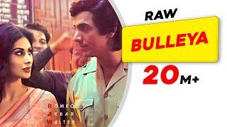 RAW ફિલ્મનું પહેલું સોંગ ''બુલેયા''રીલીઝ