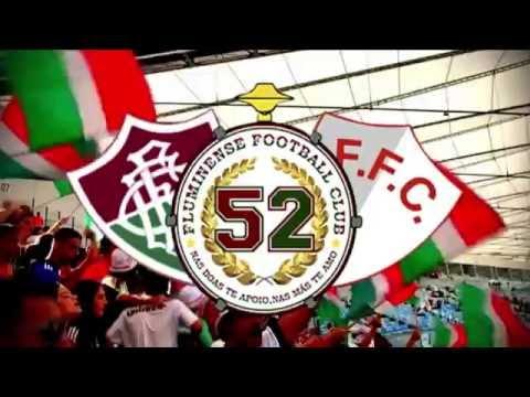 Bravo 52 - Fluminense 3 X 0 Ponte Preta - O Bravo Ano de 52 - Fluminense