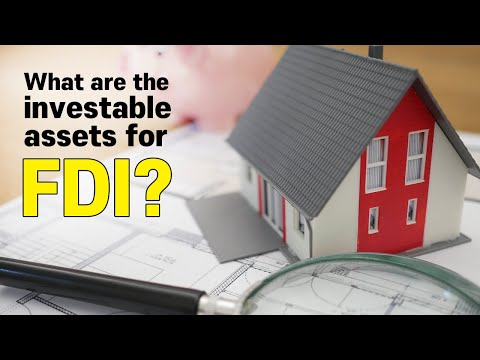 [Korean Lawyer] What are the investable assets for FDI?