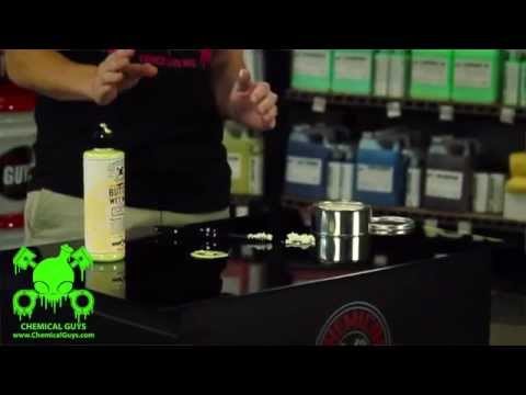 Paste Wax vs Liquid Wax - Chemical Guys Car Care Carnauba Wax
