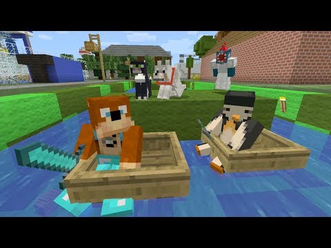 Minecraft Xbox - Boaters And Bouncers [156] (видео)