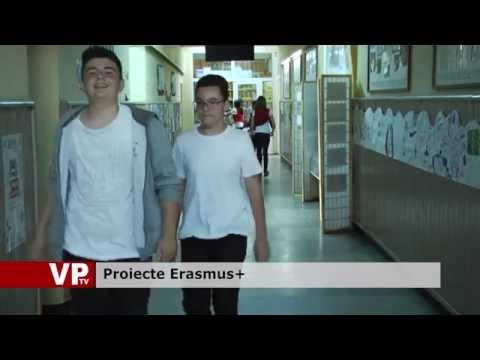 Proiecte Erasmus+