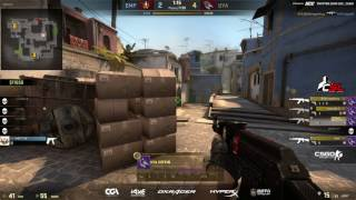 CSL | UYA Vs EMP | de_mirage | By @Toll