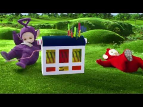 ☆ Teletubbierne på Dansk ☆ 2017 HD ☆  Spilledåsen | 08 ☆ Tegneserier til børn ☆