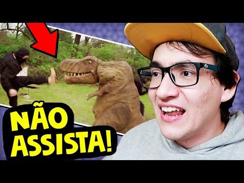 NÃO ASSISTA ESSE FILME - VELOCIPASTOR