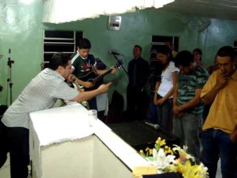 Pr. Marcelo em Inhacorá - RS