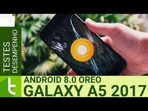Tudocelular - Galaxy A5 2017 perde desempenho com Android Oreo
