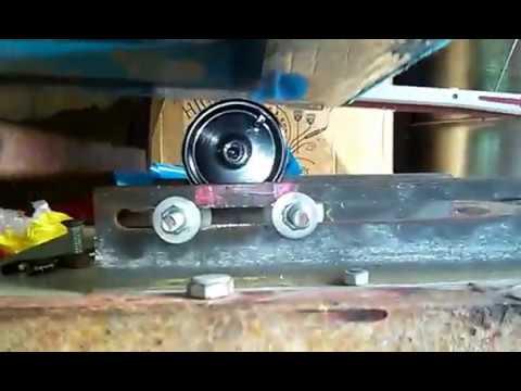 Maquina caseira pra pintar copos de acrilico long (видео)