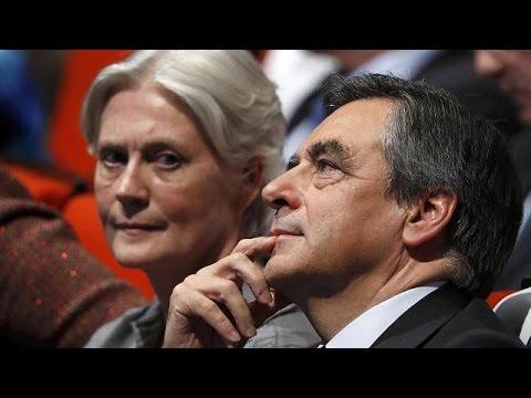 France : soupçons d'emploi fictif à l'encontre de Penelope Fillon