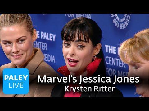 Jessica Jones - On Set with Jessica Jones
