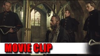 Les Miserables 'The Monsignor' Clip with Hugh Jackman