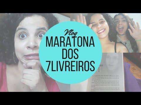 VLOG: COMO FOI A MARATONA DOS 7LIVREIROS? | Livraneios