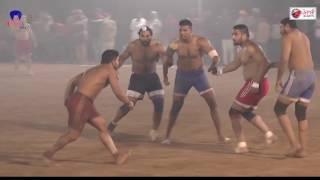 Dhanauri Punjab vs dhanauri Haryana Final Sohana Kabaddi Cup