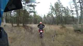 Merritt (BC) Canada  city images : Dirt Bike riding Merritt BC, AWESOME TRAIL