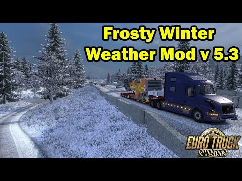 Frosty Winter Weather Mod v5.6