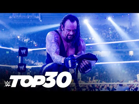 30 unforgettable Undertaker moments: WWE Top 10 Special Edition, Oct. 28, 2020