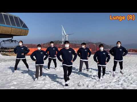 2월 비대면 체육지도 영상 - 확실한 급찐급빠 근력 타바타 #2 (지도자 전원)